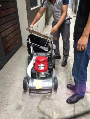 Bán máy cắt cỏ đẩy tay tự hàng Honda HRJ216K2TWNH nhập khẩu chính hãng giá rẻ