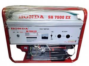 Máy phát điện honda SH7500E chạy xăng 5.5kw