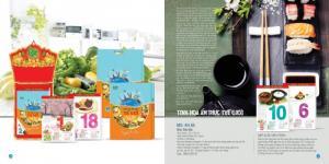 Bloc Siêu Đại 2019 - Ms: Ah.05 - Tinh Hoa Ẩm Thực Thế Giới