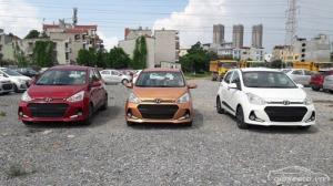 Bán Hyundai Bình Dương Grand i10 2018 mới - Xe đủ màu giao ngay - Gọi ngay để có giá tốt