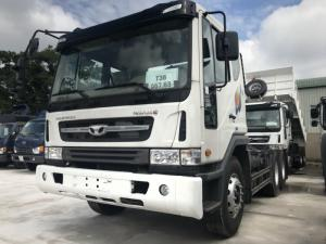 Xe đầu kéo Daewoo 40 tấn - Hyundai Vũ Hùng...