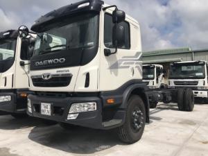 Xe tải Daewoo 9 tấn, đóng thùng theo yêu cầu - Hyundai Vũ Hùng cam kết giá xe tải rẻ nhất miền Nam
