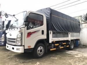 Xe tải Daehan Teraco Tera 240 2.4 tấn, đóng thùng theo yêu cầu - Hyundai Vũ Hùng cam kết giá xe tải rẻ nhất miền Nam