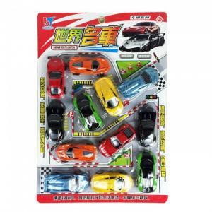 Bộ 12 xe mô hình
