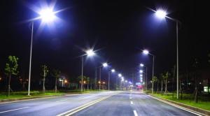 Đèn chiếu sáng đường phố, đèn đường chính hãng - Mayor Wolf HK