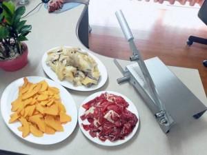Máy Cắt Thịt Đông Lạnh Đa Năng Foodcom F304