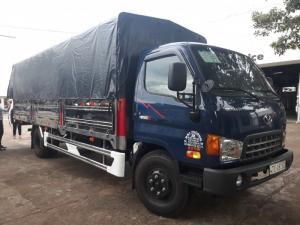 Xe tải Hyundai HD120SL 8 tấn - Hyundai Vũ Hùng cam kết giá xe tải rẻ nhất miền Nam