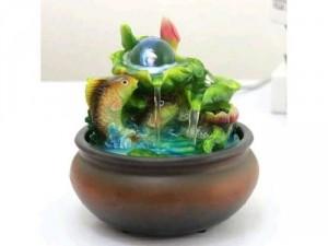 Thác Nước Phong Thủy - Cá Chép