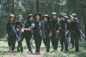 Nón Tai Bèo Thanh Niên Xung Phong