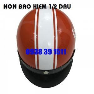 Địa chỉ sản xuất nón bảo hiểm in logo công ty, đặt nón bảo hiểm quảng cáo số lượng lớn in logo theo yêu cầu