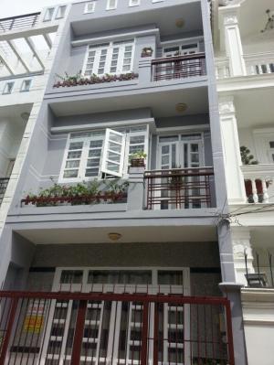 Bán nhà khu phức hợp LACASA Hoàng Quốc Việt, Quận 7, liền kề Phú Mỹ Hưng, 2 lầu 4PN