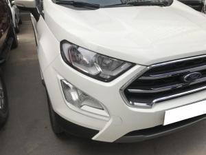 Ford ECOSPORT 2018 TITANIUM TRẮNG Xe Đẹp Giá Hợp Lý.