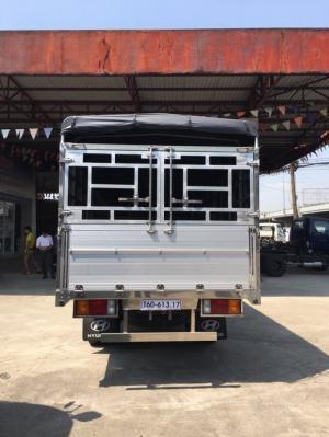 Xe tải Hyundai IZ49 2.5 tấn thùng mui bạt, trả trước 50 triệu, giao xe ngay