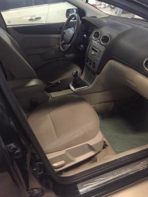 Ford Focus 2008, số sàn, màu đen, xe cá nhân
