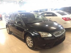 Ford Focus 2008, số sàn, màu đen, xe cá nhân 51A 976.89