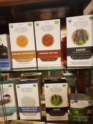 Gạo lứt đen Hữu cơ tiêu Chuẩn USDA - Hoa Kỳ hỗ trợ hiệu quả tiểu đường