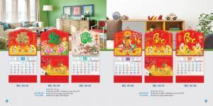 Chuyên cung cấp lịch treo tường 2019 giá rẻ tại quận 2 - TPHCM