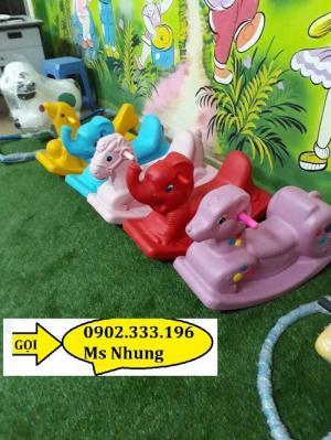 Bập bênh giá rẻ, đồ chơi bập bênh, bán bập bênh trẻ em