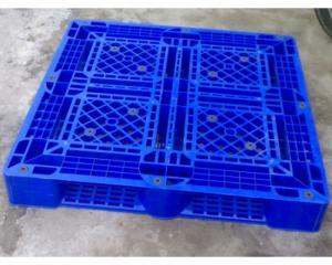 Pallet nhựa PL09 – LK 1100x1100x150mm