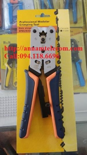 Phân phối bộ dụng cụ làm mạng TE-302 hãng TE-KRONE có sẵn hàng tại Annam