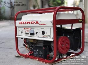 Máy phát điện Honda SH4500EX - 3,5kw đề + giật nổ siêu nhẹ