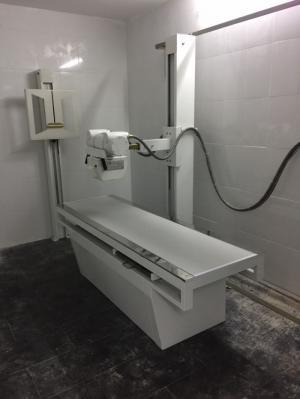 Hệ thống x-quang thường qui 300MA hàng Việt Nam dựng,phù hợp với phòng khám vừa và nhỏ