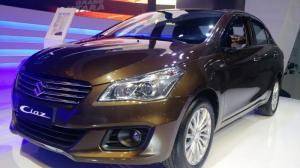 Suzuki Ciaz 2018 Tự động, giao xe tháng 09