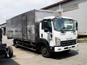 Xe tải isuzu 6t2 thùng kín inox - Trả trước...