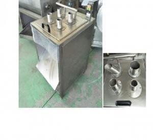 Máy thái lát khoai tây chiên, máy thái lát táo mèo, máy cắt lát củ quả có điều chỉnh tự động MHK-300