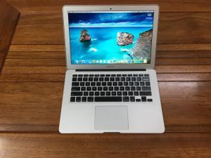 Macbook Air 13 2012 Core i5 3427u Ram 4 SSD 128