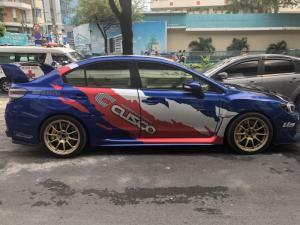 2018-09-21 09:17:09  10  Bán Subaru STI 2.5 đăng ký 2016 , xe đẹp chính chủ sang tên trong ngày 1,430,000,000