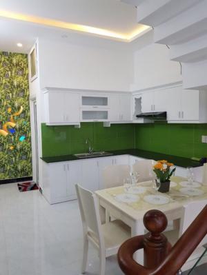 2018-09-21 09:43:45  6  Bán 12 căn nhà xây sẵn hẻm 8m đường 17A, Bình Tân, gần công ty Pouyen 2,150,000,000