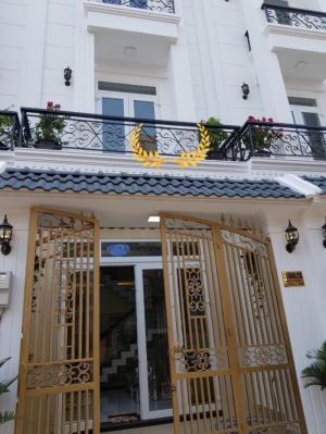 2018-09-21 09:43:45 Bán 12 căn nhà xây sẵn hẻm 8m đường 17A, Bình Tân, gần công ty Pouyen 2,150,000,000