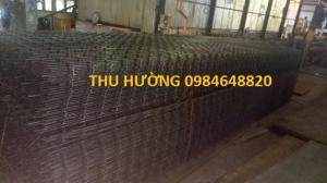 2018-09-21 09:52:24  2  Chuyên cung cấp lưới thép hàn, lưới hàng rào phi 4,5 ô 100x100,150x150,200x200 13,000