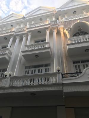 Bán nhà đường Hoàng Quốc Việt, quận 7, Tp.HCM...