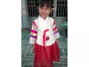 Váy hanbok bé gái 8kg-16kg