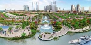 Điểm đặc biệt ở đất nền dự án Lotus Riverside