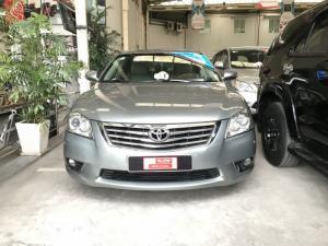 Bán xe Camry 2.4G sản xuất 2011 màu ghi xám