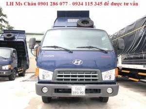 Bán Xe ben Hyundai HD65 1,75 tấn - giá siêu tốn - trả góp thủ tục đơn giản - giao xe nhanh