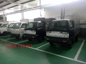 Tặng phí đăng kí đăng kiểm và bảo hiểm thân xe cho toàn bộ xe suzuki truck