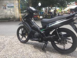 Yamaha Lexam AT 212 màu đen nguyên thủy 1...