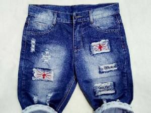 Quần short jean nam mẫu 3 size đại
