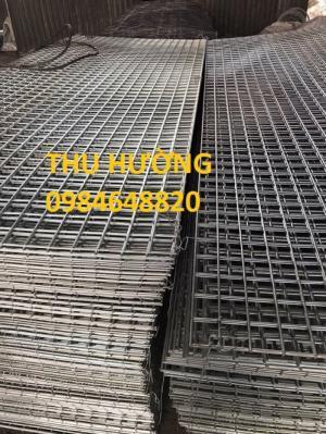 Chuyên sản xuất lưới thép hàn phi 8 ô 150x150 mạ kẽm nhúng nóng giá rẻ