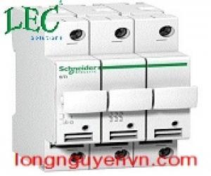 Cầu chì cách ly A9N15658 ACTI9 STI 3P-N 25A FUSE 10.3 X 38 MM FUS