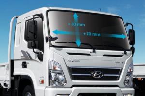 Xe tải Hyundai Mighty 2.5 tấn - Hyundai Vũ Hùng cam kết giá xe Hyundai rẻ nhất miền Nam