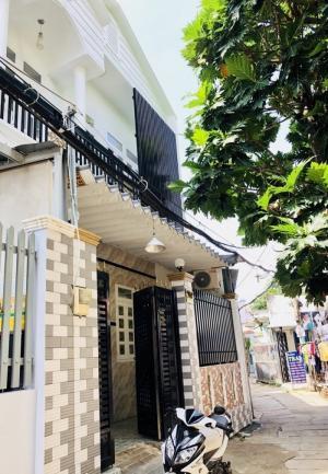 Nhà mặt tiền hẻm đường Huỳnh Tấn Phát, Nhà...