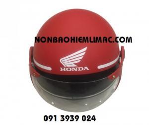 In nón bảo hiểm quảng cáo, in nón bảo hiểm quà tặng giá rẽ, đặt in nón bảo hiểm công ty