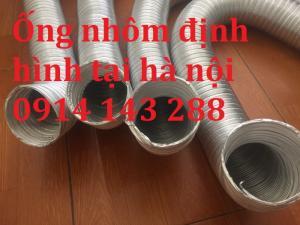 Ống nhôm nhún chịu nhiệt D100, D125, D150, D200, D250, D300 ,.. giá rẻ