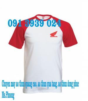 Áo thun đồng phục công ty giá rẻ, nhận may áo thun theo yêu cầu. xưởng may áo thun giá rẻ toàn quốc