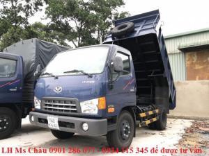 Bán Xe ben Hyundai 5 tấn HD99/ giá rẻ nhất...